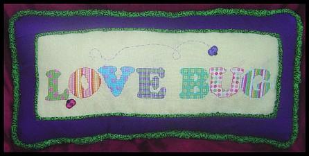 Clearance Vintage Bliss  Love Bug