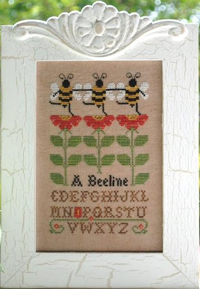 Country Cottage Needleworks A Beeline