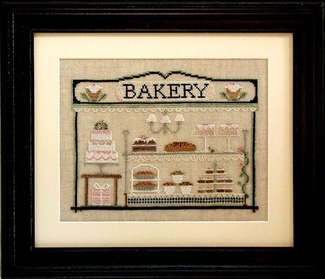 Country Cottage Needleworks The Bakery