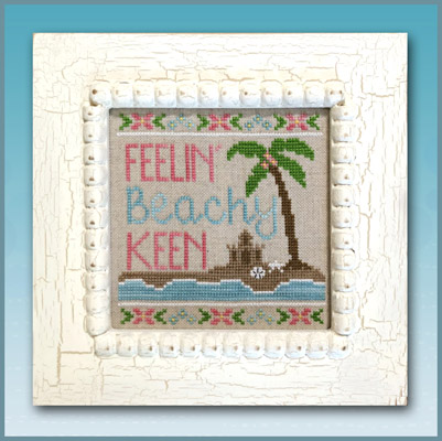 Country Cottage Needleworks Beachy Keen