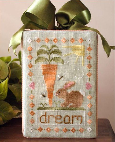 Country Cottage Needleworks Dream Big