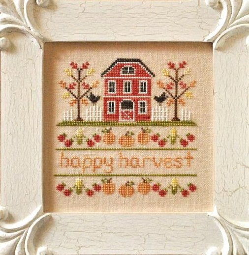 Country Cottage Needleworks Happy Harvest