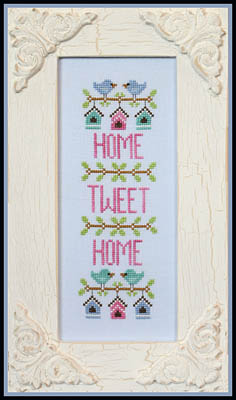 Country Cottage Needleworks Home Tweet Home