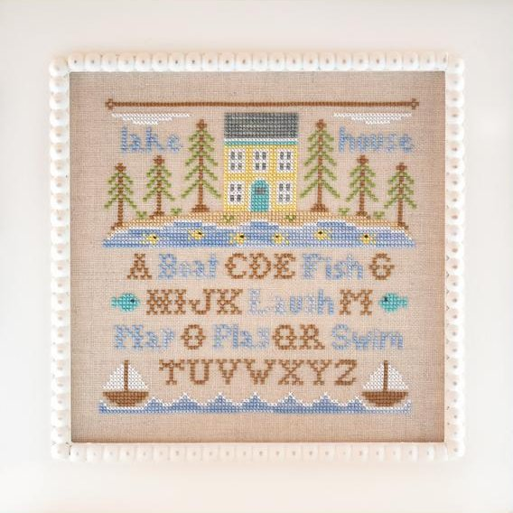 Country Cottage Needleworks Lake House