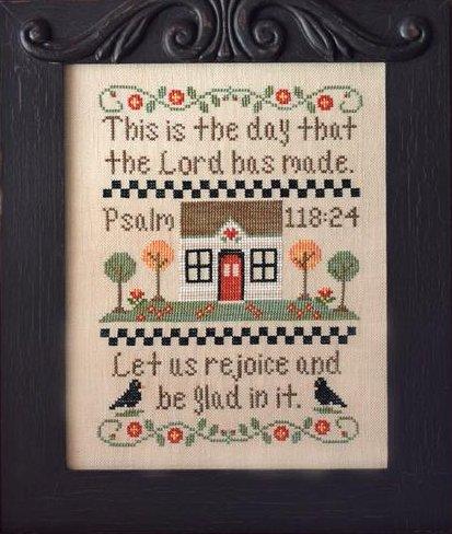Country Cottage Needleworks Let Us Rejoice