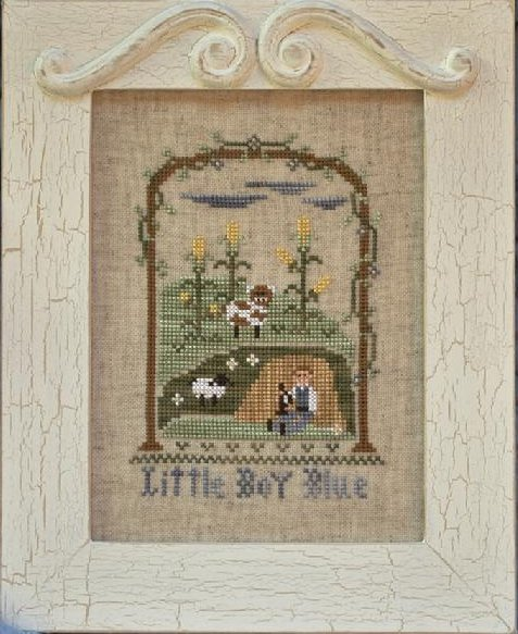 Country Cottage Needleworks Little Boy Blue