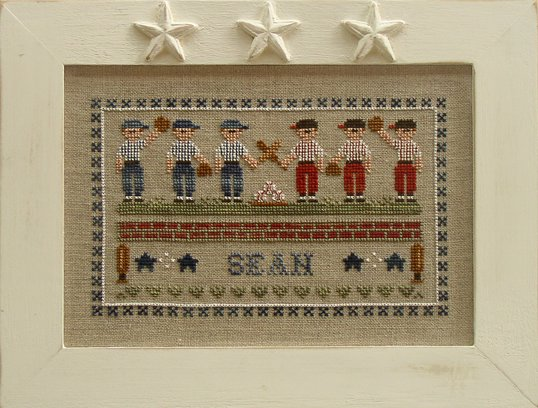 Country Cottage Needleworks Little League
