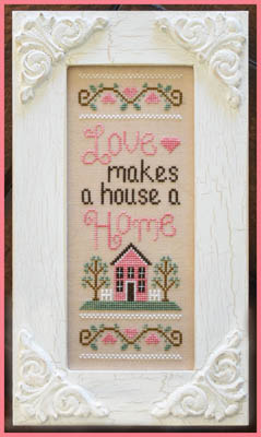 Country Cottage Needleworks Lovely Home