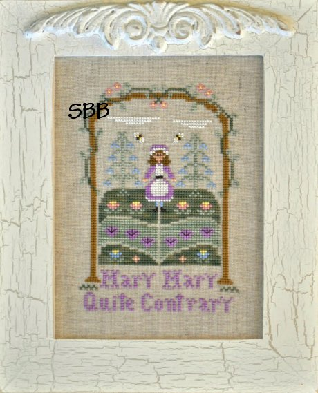 Country Cottage Needleworks Mary Mary Quite Contrary