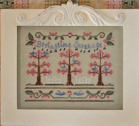 Country Cottage Needleworks Springtime Serenade