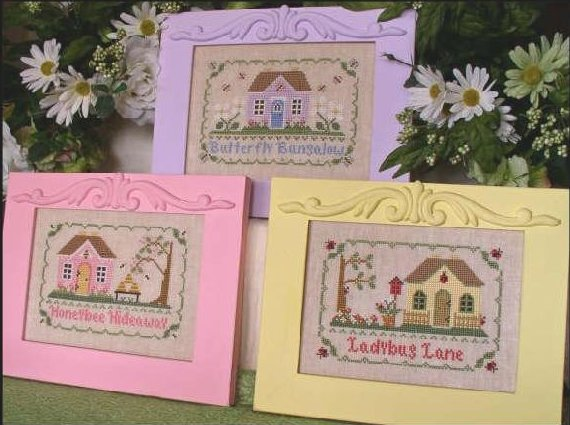 Country Cottage Needleworks Summer Retreats