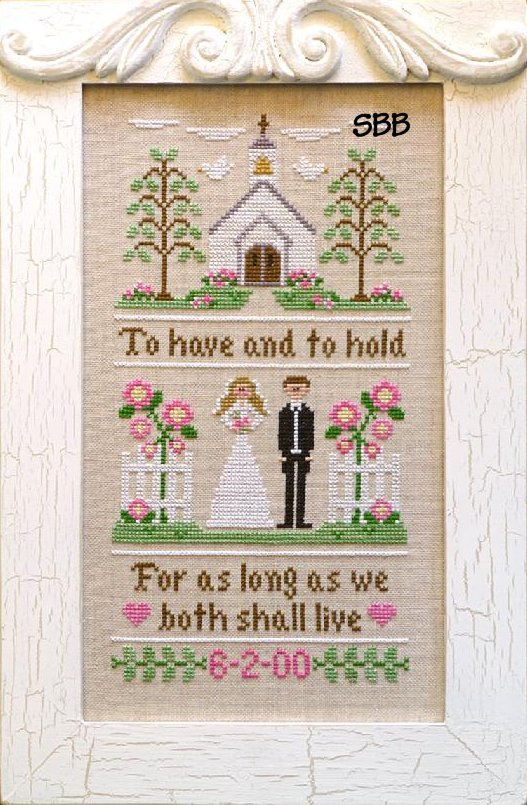 Country Cottage Needleworks To Have And To Hold