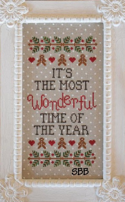 Country Cottage Needleworks Wonderful Time Of Year