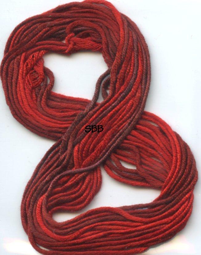 Clearance Gloriana Tudor Silk109 Black Cherry