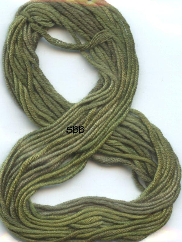 Clearance Gloriana Tudor Silk116 Olive Grove