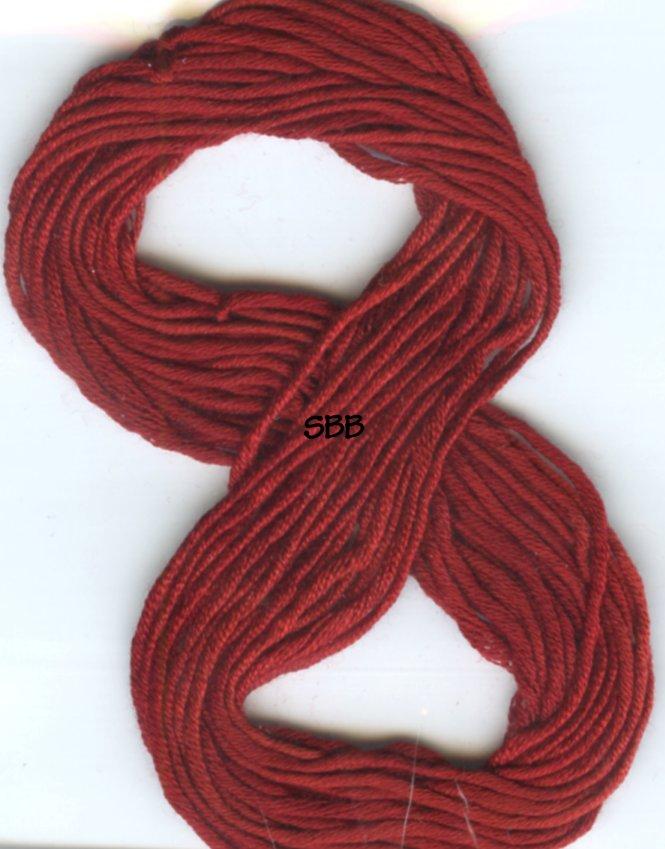 Clearance Gloriana Tudor Silk162 Schoolhouse Red