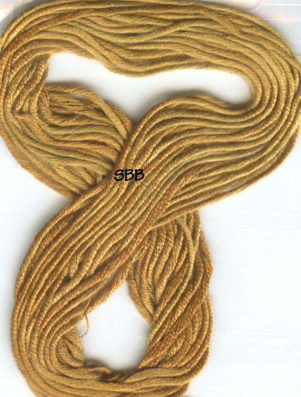 Clearance Gloriana Tudor Silk169 Old Gold