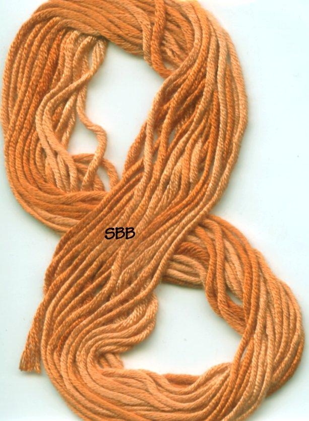 Clearance Gloriana Tudor Silk197 Burnt Orange