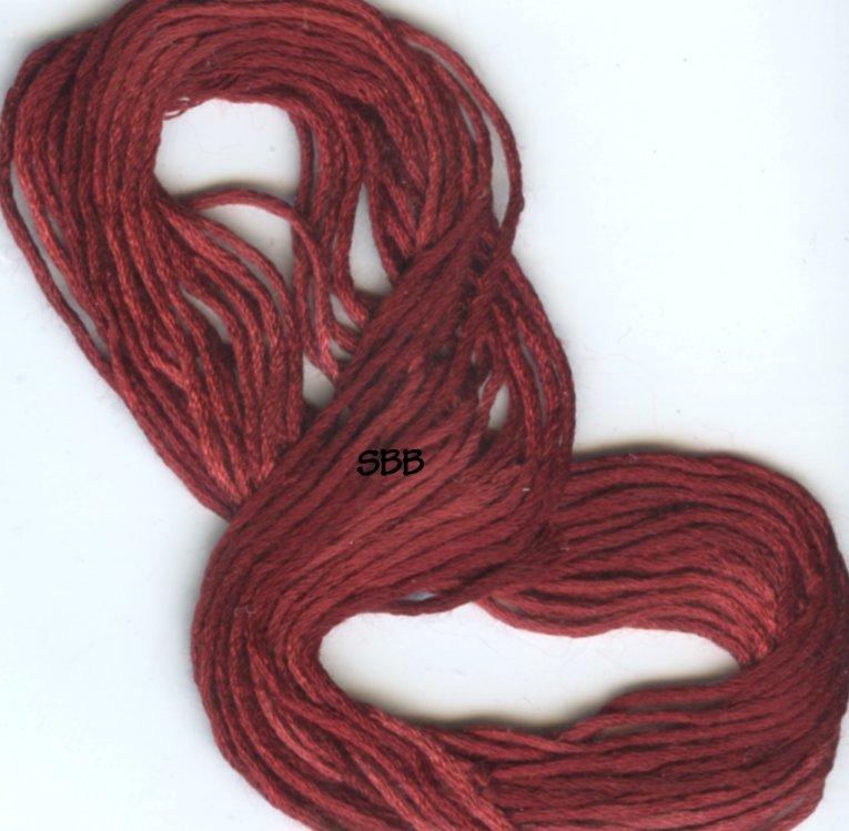 Clearance Gloriana Tudor Silk220 Cinnabar