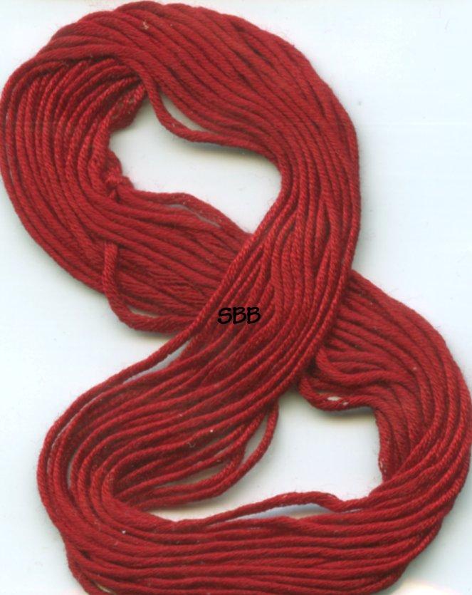 Clearance Gloriana Tudor Silk237 Candy Apple Red