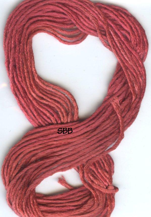 Clearance Gloriana Tudor Silk257 Coral Red