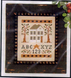 Clearance Little House Needleworks  ABC 123
