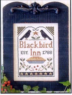 Clearance Little House Needleworks  Blackbird Inn