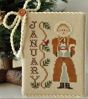 Clearance Little House Needleworks  January
