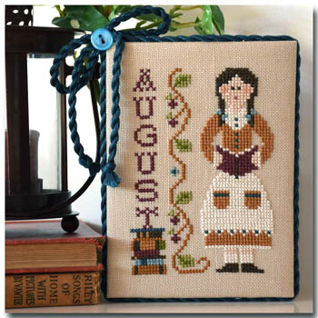 Clearance Little House Needleworks  August