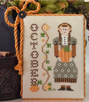 Clearance Little House Needleworks  October