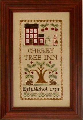 Clearance Little House Needleworks  Cherry Tree Inn
