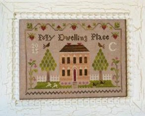 Clearance Little House Needleworks  Dwelling Place
