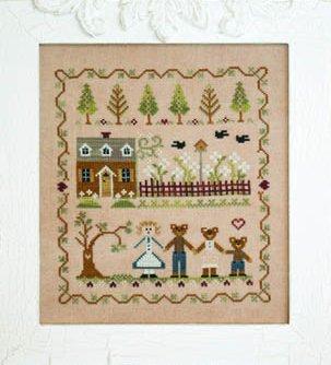 Clearance Little House Needleworks  Goldilocks