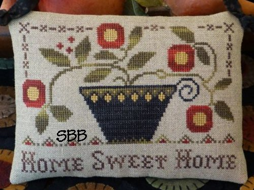 Clearance Little House Needleworks  Home Sweet Home