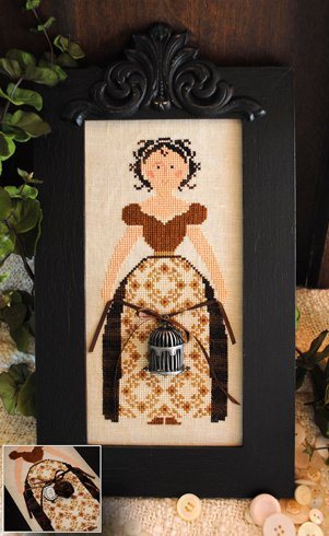 Clearance Little House Needleworks  My Lady