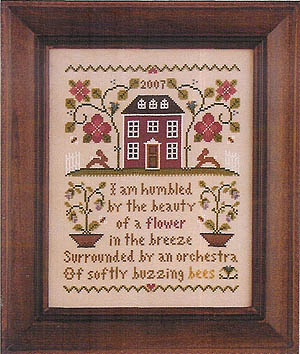 Clearance Little House Needleworks  Nature's Beauty