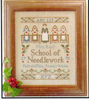 Clearance Little House Needleworks  Needlework School