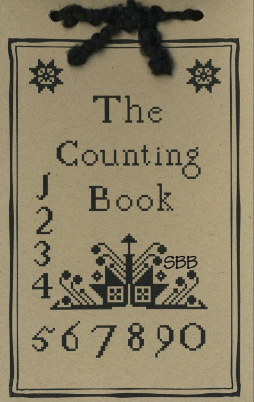 Clearance Little By Little Counting Book