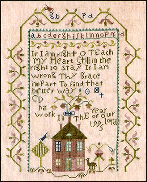 Clearance Little By Little Pinkhouse Sampler
