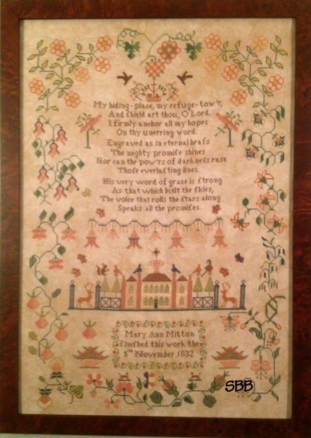 Clearance Merry Wind Farm Mary Ann Mitton 1832