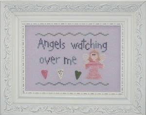 Clearance My Big Toe Designs Angels Watching