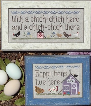 Clearance My Big Toe Designs Hens & Chicks