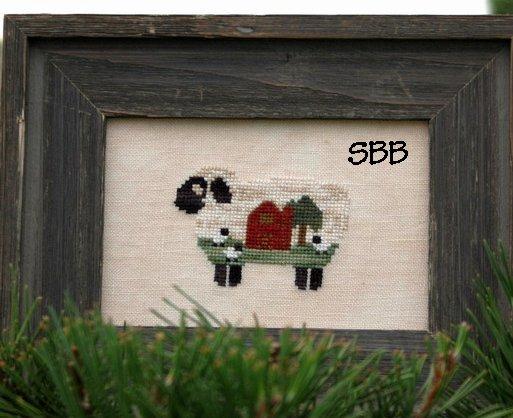 Clearance Myrtle Grace Motifs Baa Baa Barn Sheep
