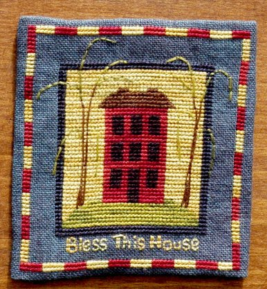 Clearance Myrtle Grace Motifs Bless This House