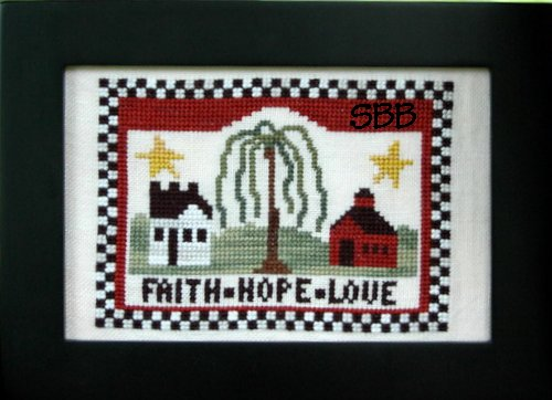 Clearance Myrtle Grace Motifs Faith Hope Love