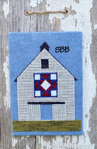 Clearance Myrtle Grace Motifs Heritage Barn Quilt