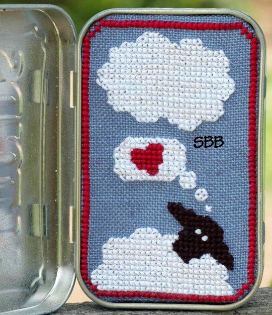 Clearance Myrtle Grace Motifs I Wooly Love Ewe