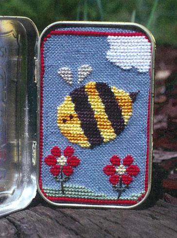 Clearance Myrtle Grace Motifs Just Bee-Cause