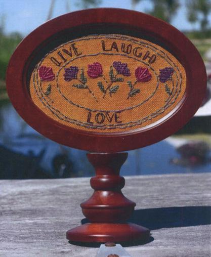 Clearance Myrtle Grace Motifs Live Love Laugh