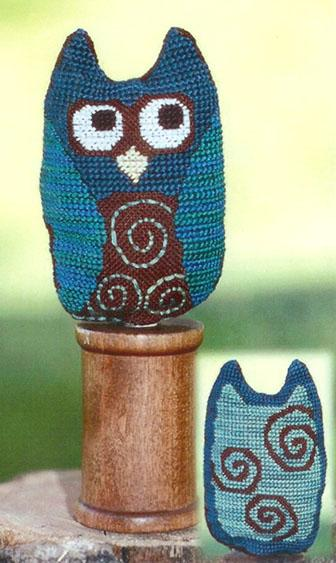 Clearance Myrtle Grace Motifs Ollie The Owl
